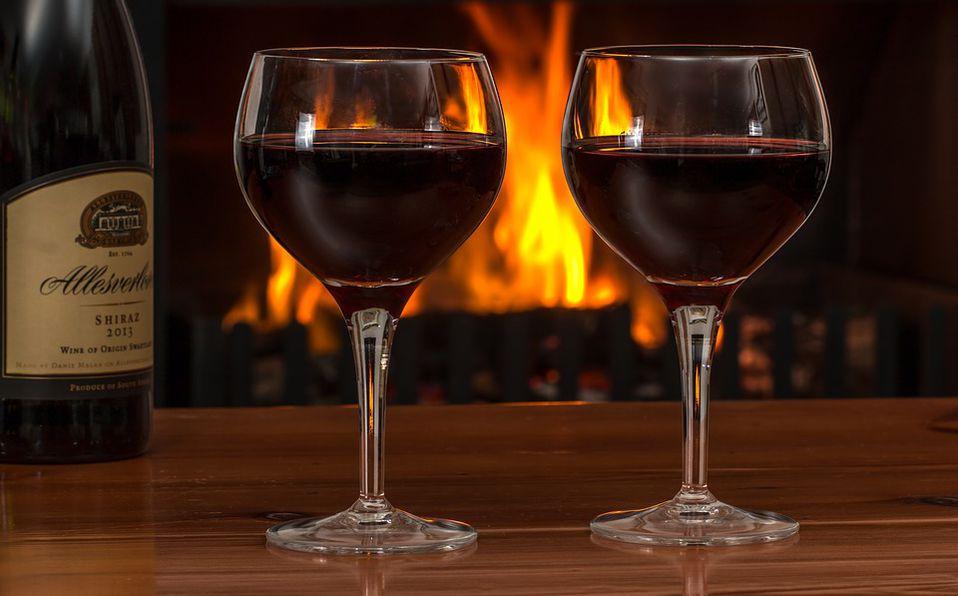 Tomar una copa de vino equivale a 1 hora de ejercicio