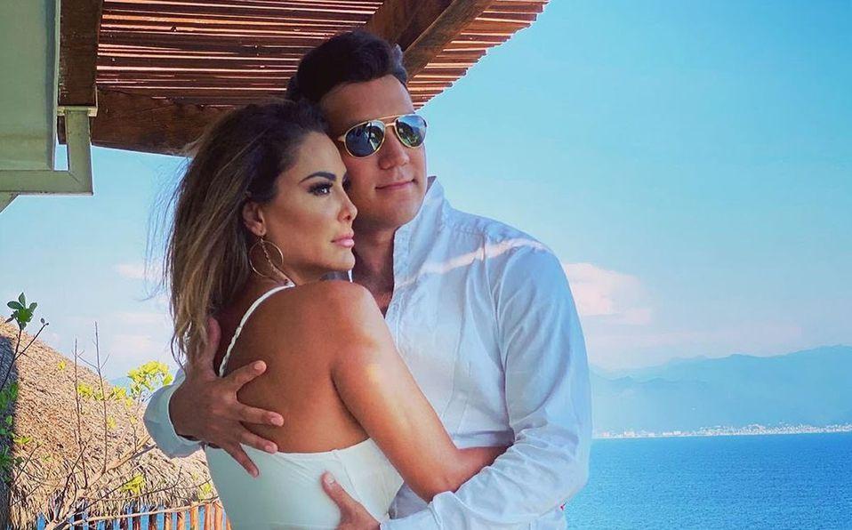 Ninel Conde y Larry Ramos se comprometieron en agosto de 2020 (Instagram).