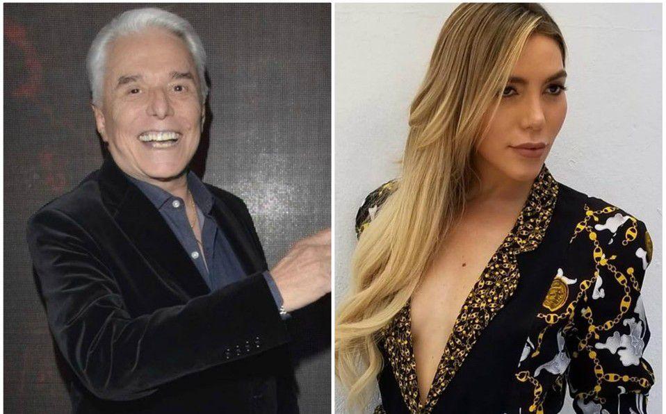 Enrique Guzmán y Frida Sofía nuevamente generaron polémica con sus declaraciones  (Instagram).