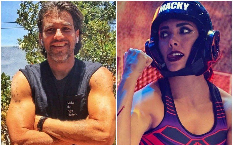 Mauricio Barcelata  por reclamos de Macky en 'Guerreros 2020'
