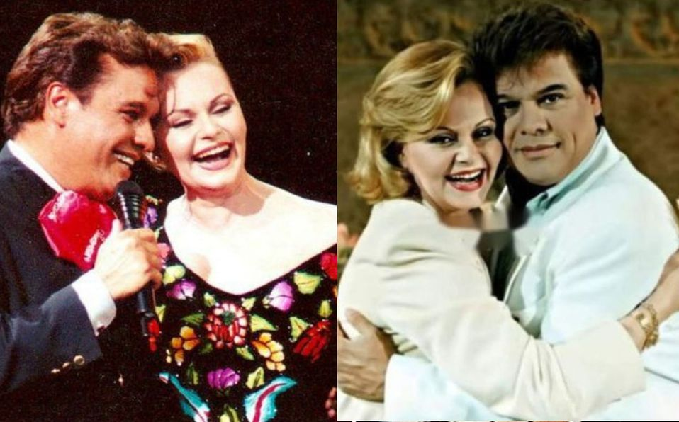 Rocío Dúrcal y Juan Gabriel nunca se reconciliaron (Captura de pantalla).