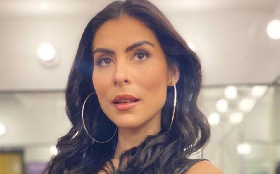 María León causa sensación con su figura a sus 35 años