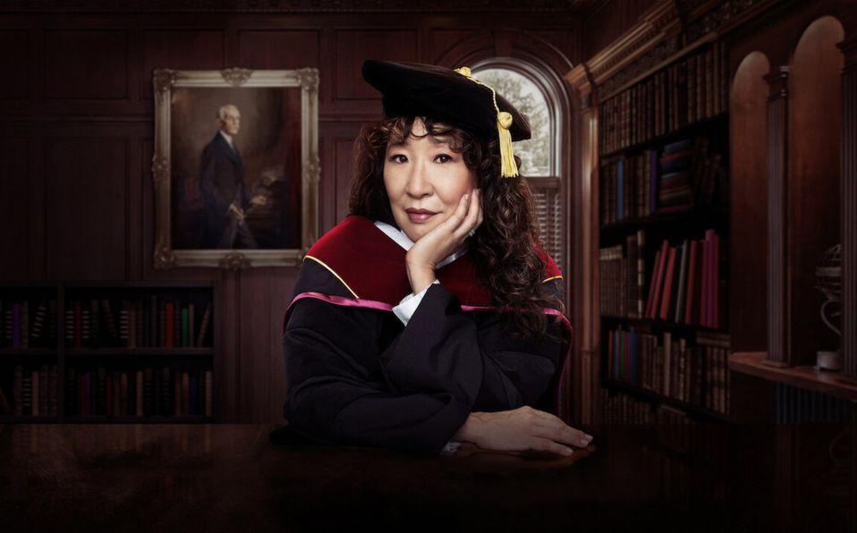 La directora: La nueva serie de comedia de Netflix