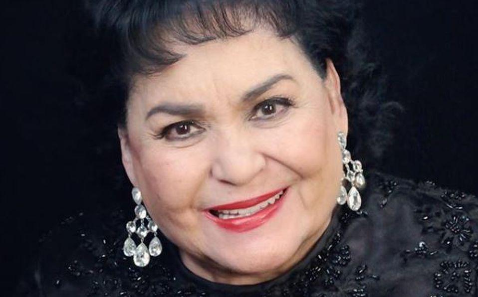 'Que Dios la perdone': Así imitó Carmelita Salinas a Sarita Sosa
