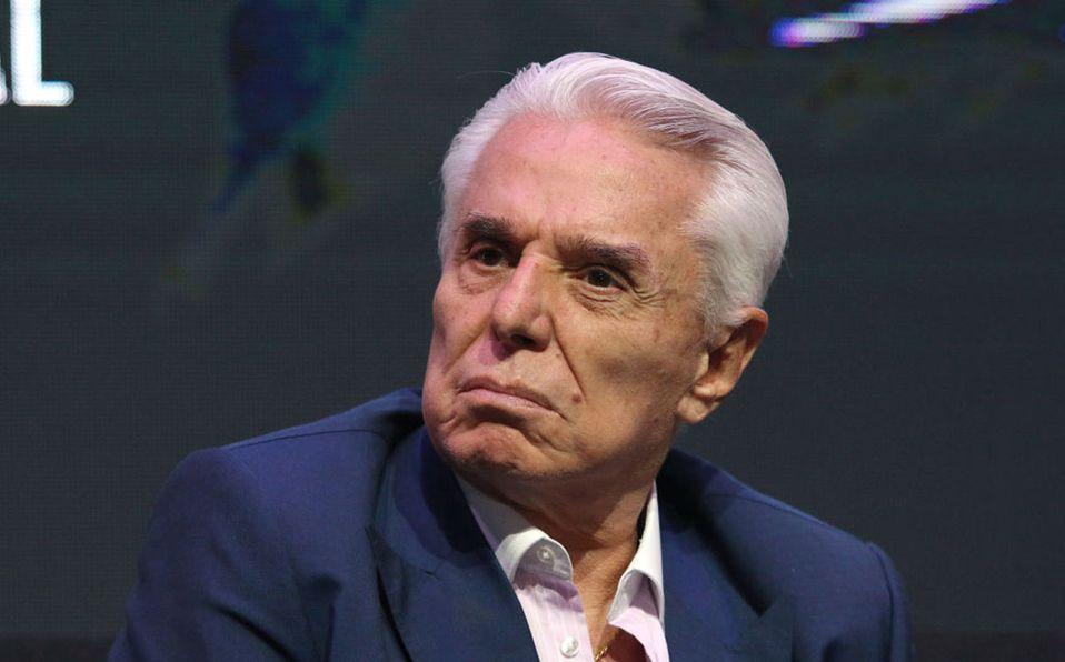 El cantante ratificó la denuncia en contra de su nieta Frida Sofía y Gustavo Adolfo Infante (fotografía: Getty Images)