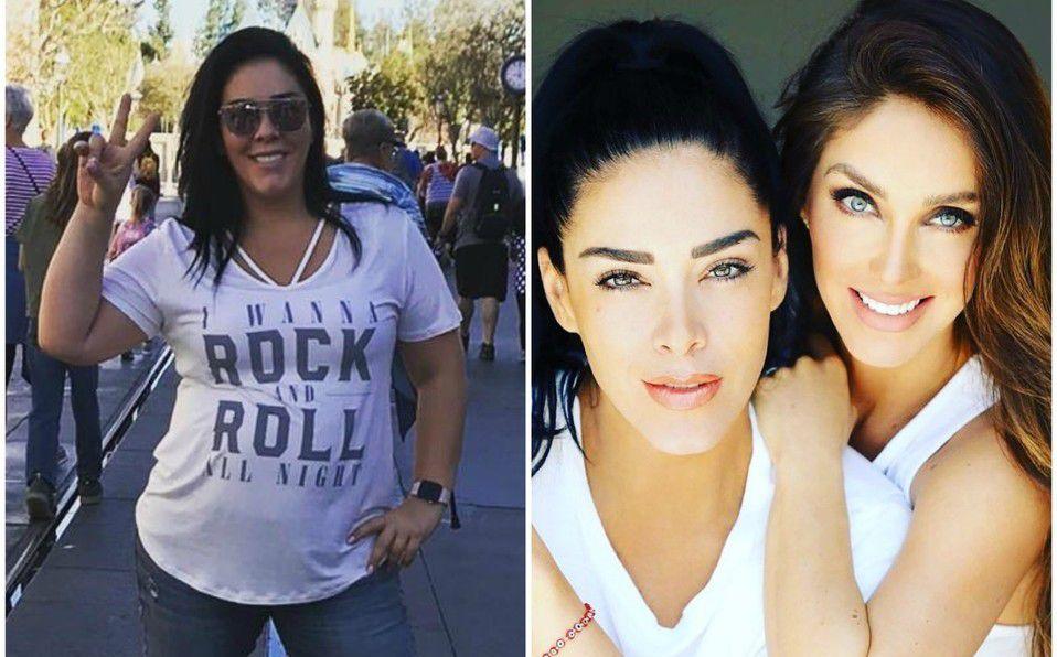 Marichelo Puente habló sobre su pérdida de peso para un podcast de Anahí (Instagram).
