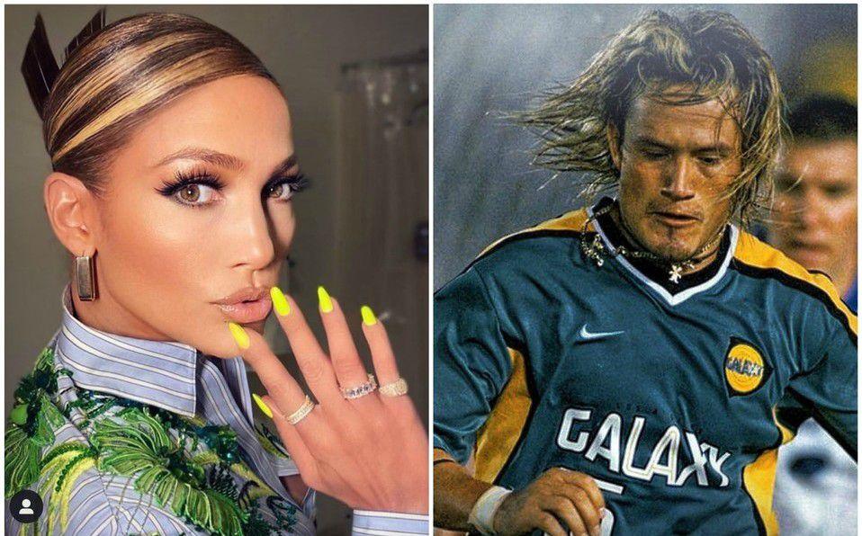 Jennifer Lopez 'le quita la peluca' a Luis Hernández en TikTok