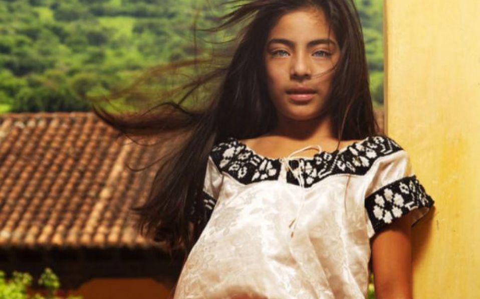 Así luce siete años después 'la niña más hermosa de México'