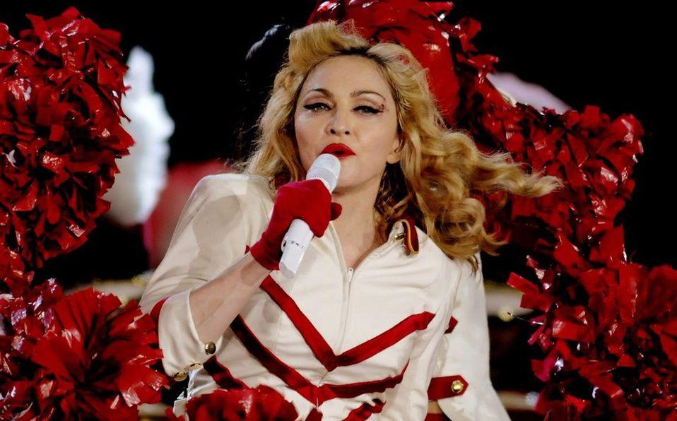 Madonna impresionó a sus seguidores con la imagen (EFE).