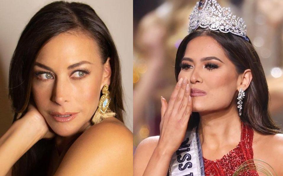 Vanessa Guzmán y Andrea Meza (Fotos: Getty Images e Instagram)