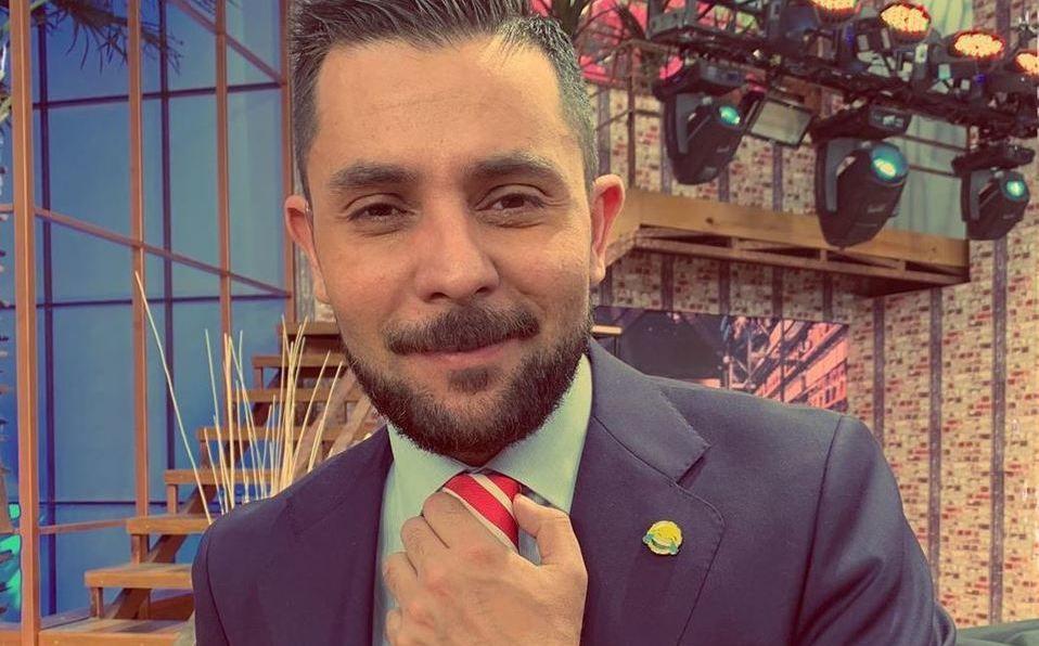 Ricardo Casares se ausentará del programa durante algunos días (Instagram).