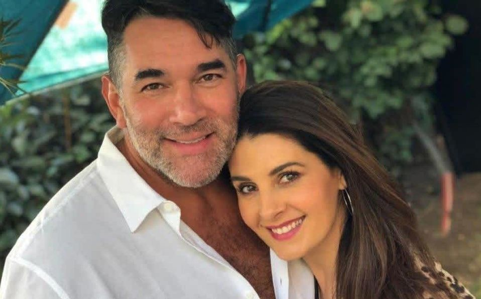 Eduardo Santamarina y su hija Julia son idénticos