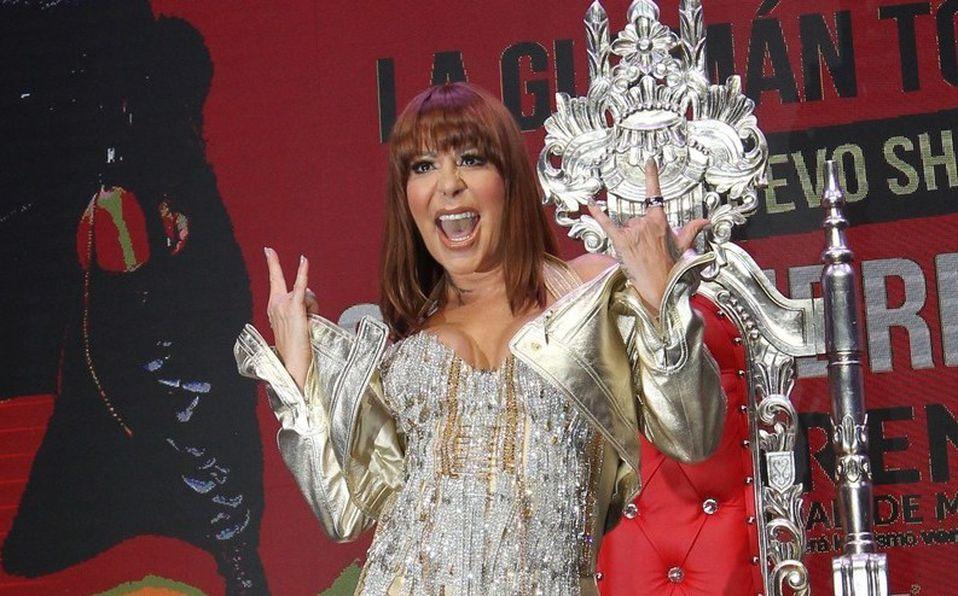 Alejandra Guzmán no ha dejado de ejercitarse (Cuartoscuro).