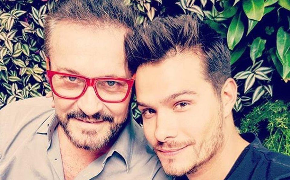 Arturo Peniche y Brandon Peniche