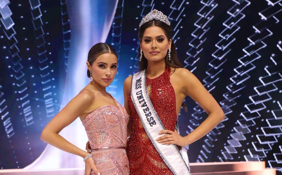 Miss Universo 2021: Olivia Culpo se vuelve viral por su reacción a la eliminación de Miss Perú