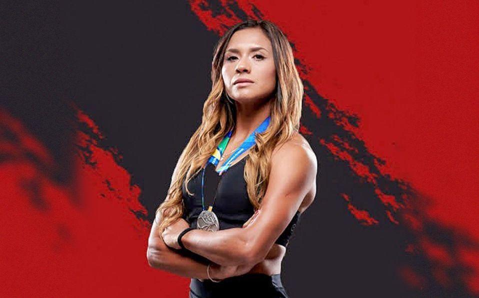 Zudikey Rodríguez es una de las atletas favoritas de 'Exatlón'  (Instagram).