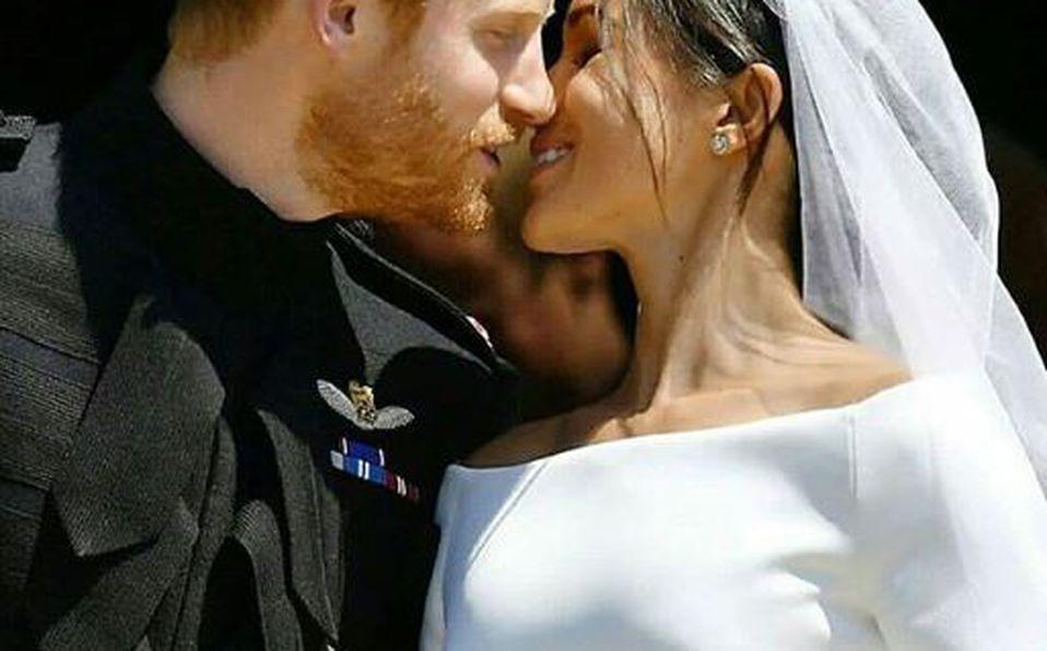 Historia de amor del príncipe Harry y Meghan Markle