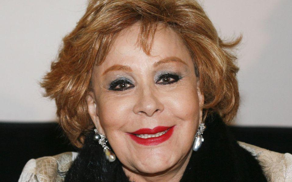 Silvia Pinal participó en tres películas de Luis Buñuel (Getty).