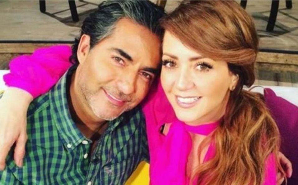Andrea Legarreta y Raúl Araiza: Su relación e historia detrás de su beso