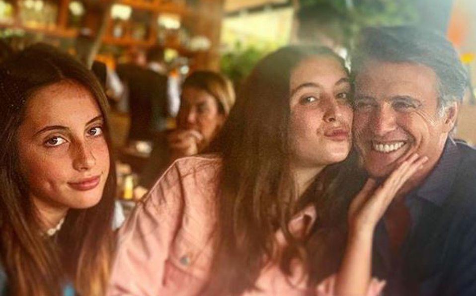 Juan Soler no quiere que sus hijas vivan en México por esta razón