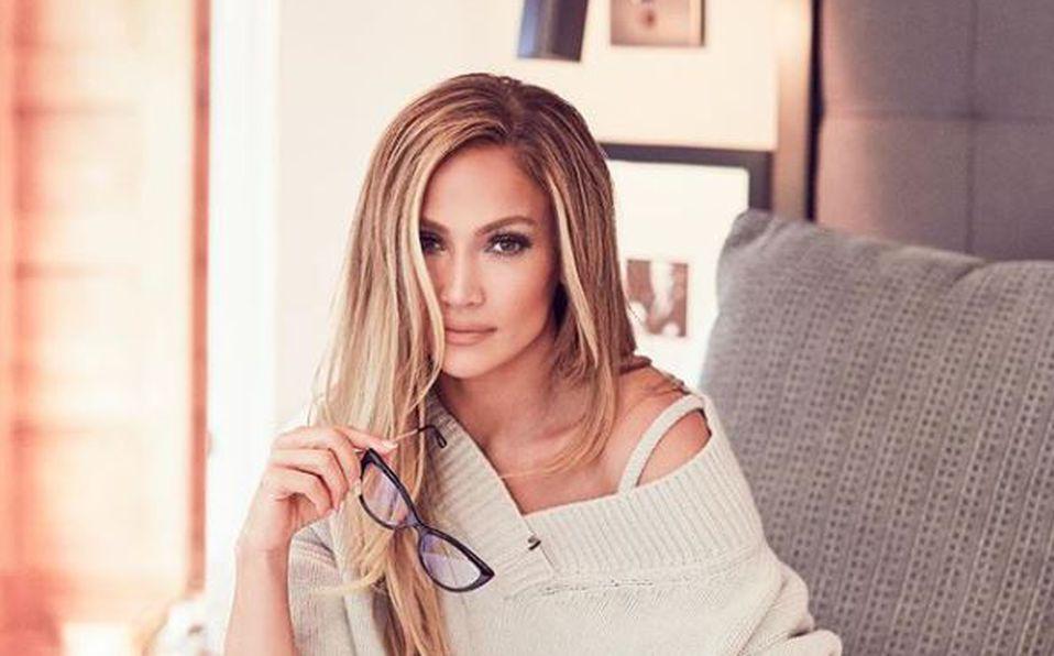 Ella es la guapa hijastra de Jennifer López