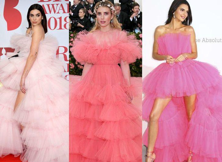 Los Vestidos De Tul Favoritos De Las Celebridades Que Vas A