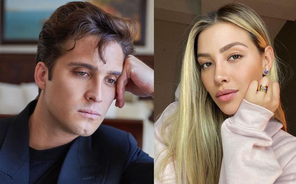 Diego Boneta habló sobre los señalamientos de Michelle Salas (Instagram).