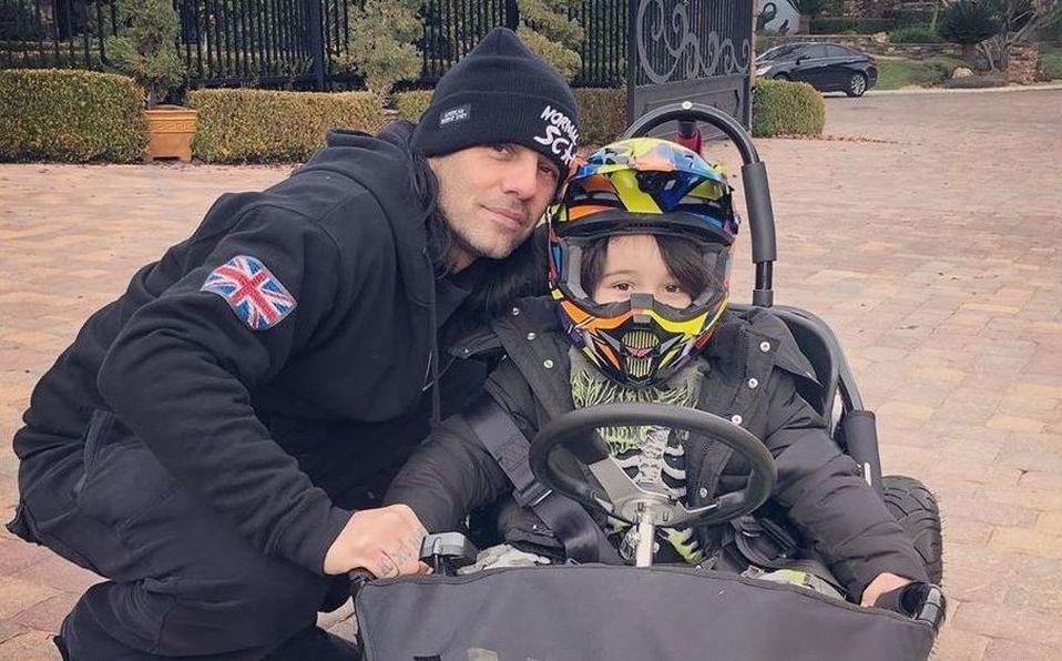 Hijo de Criss Angel vuelve al hospital tras recaída por el cáncer