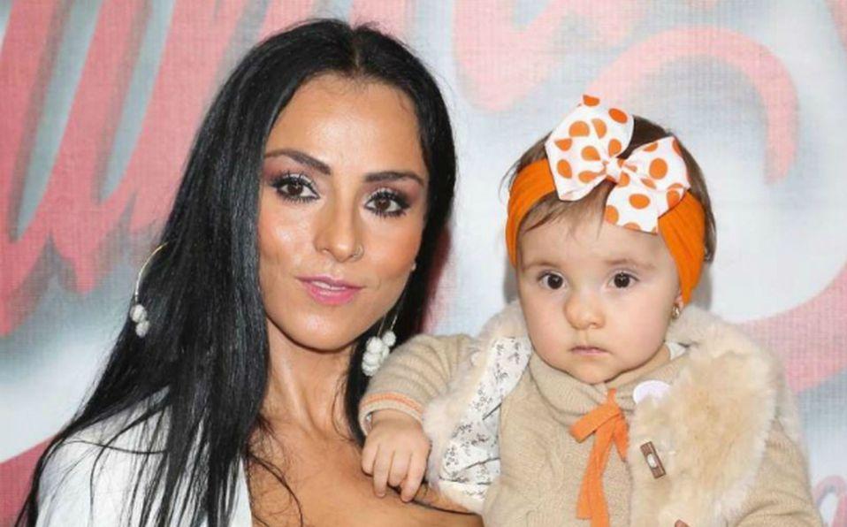 Antonella, hija de Ivonne Montero y Fabio Melanito ya creció y está irreconocible