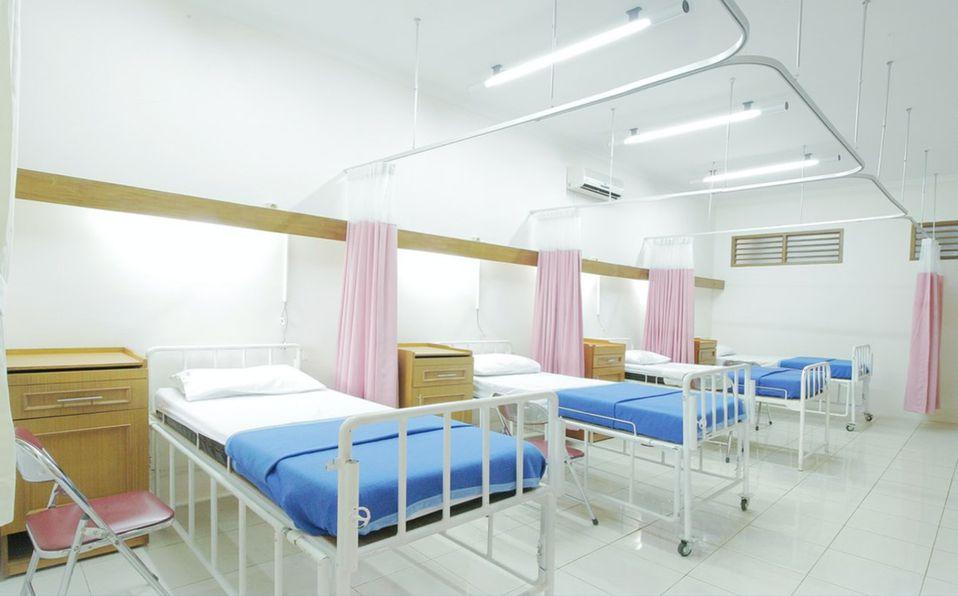 Covid-19: Hospitales con camas libres en CDMX