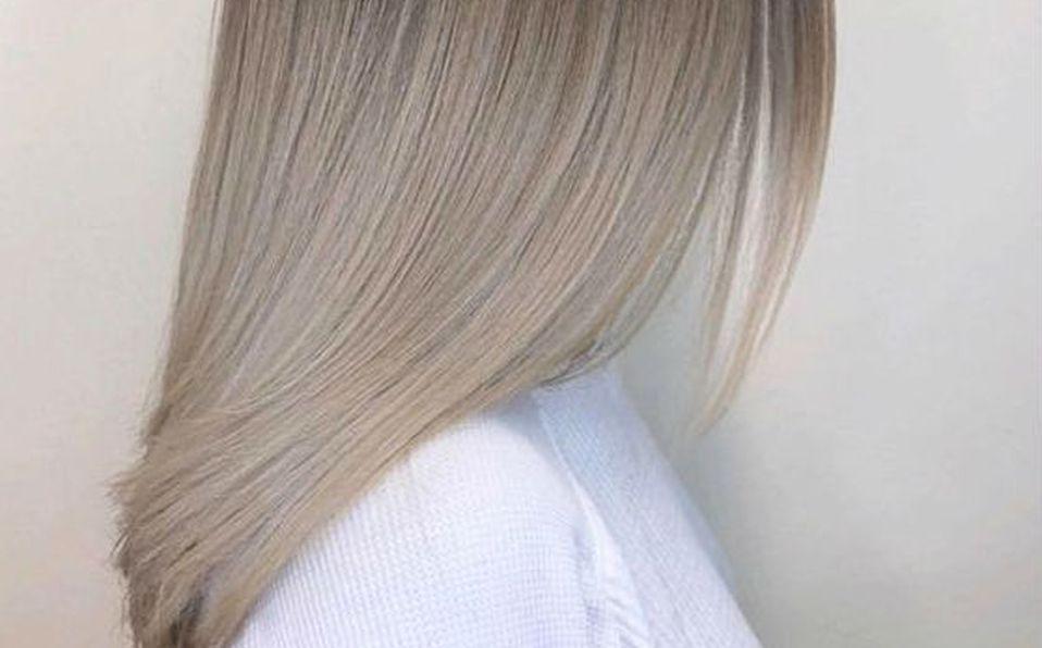 Tonos de cabellos cenizos