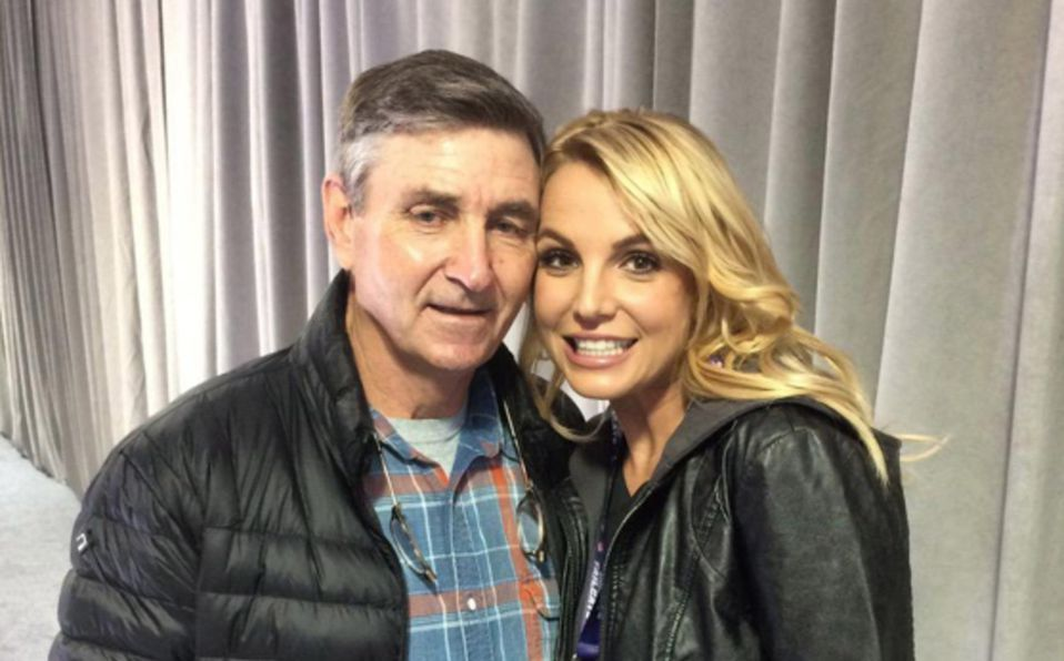 Britney Spears: Jamie, él es su papá y tutor legal