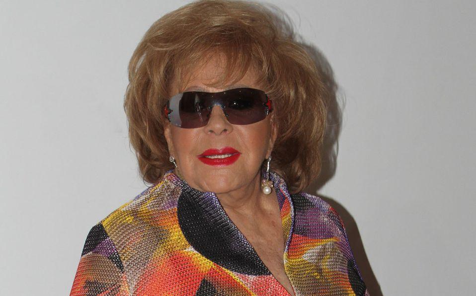 Silvia Pinal opinó sobra las acusaciones de su nieta (Cuartoscuro).