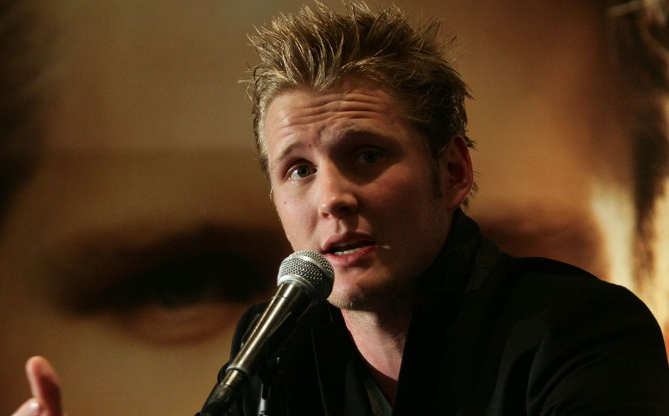 Alexander Acha debutó como cantante en 2007 (Cuartoscuro).
