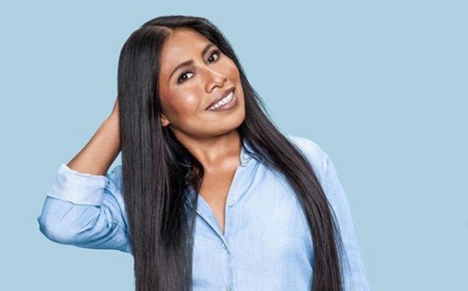 Yalitza Aparicio: Así se vería como Pocahontas
