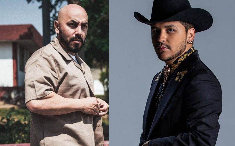 Christian Nodal y Lupillo Rivera protagonizan pelea