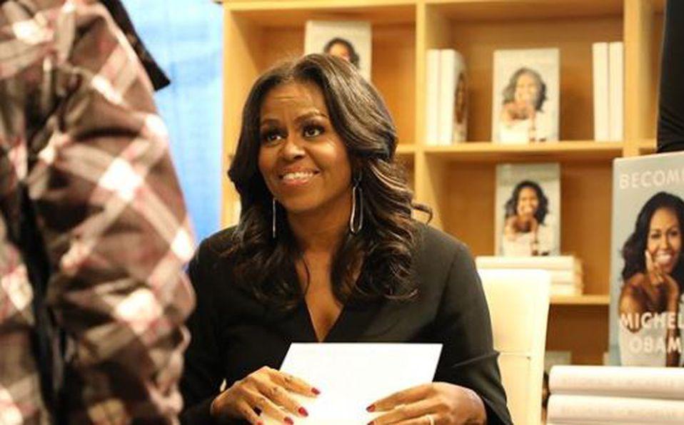 Michelle Obama compartió una foto de su adolescencia para enviar un poderoso mensaje