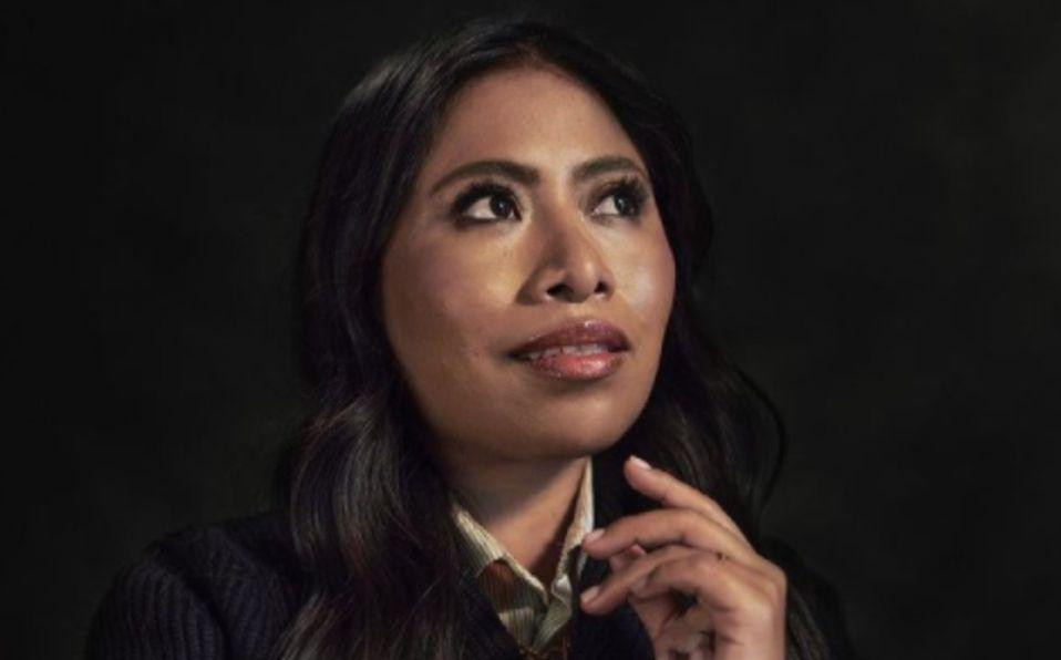 Yalitza Aparicio protagonizará película de terror