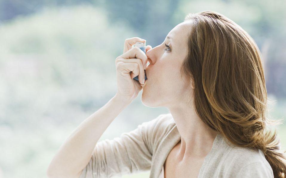Aquí todo lo que debes saber del asma (Getty).