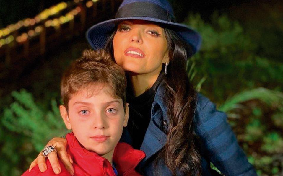 El hijo de Ana Bárbara y Reyli Barba ya creció y así luce ahora