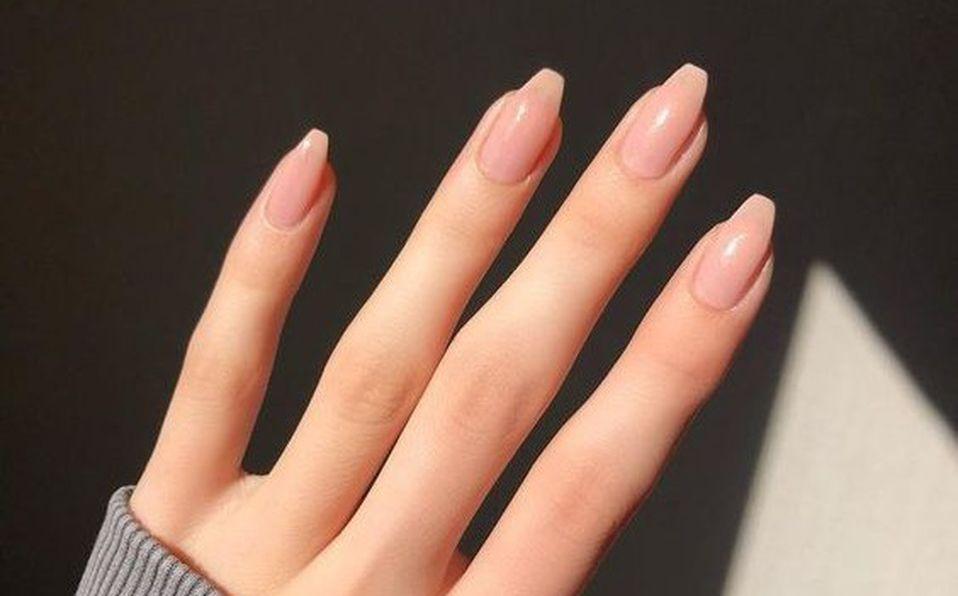 Diseños de uñas nude