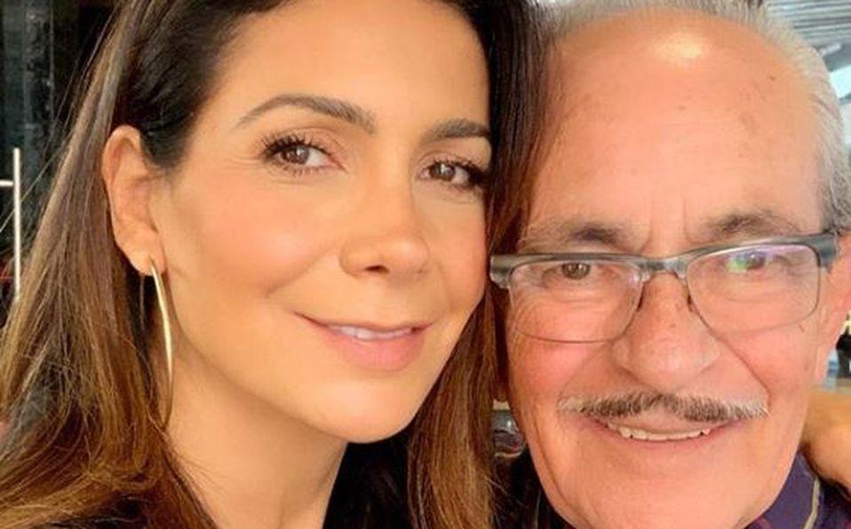 Murió el padre De Patricia Manterola; su cuerpo fue encontrado dentro de su auto