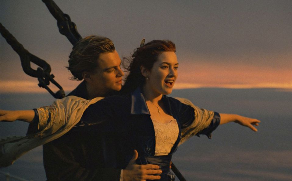 'Titanic' tuvo su estreno en 1997