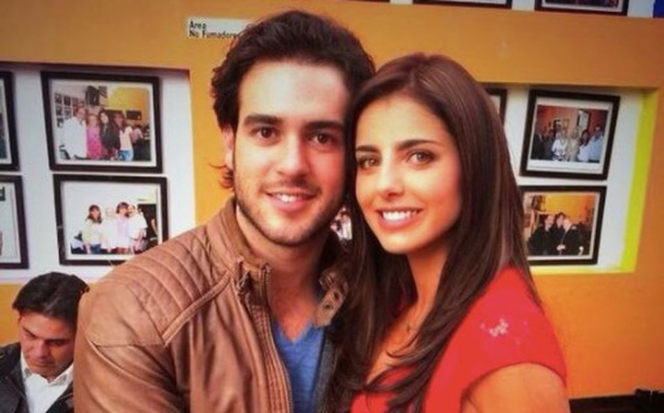 Michelle Renaud y Pablo Lyle