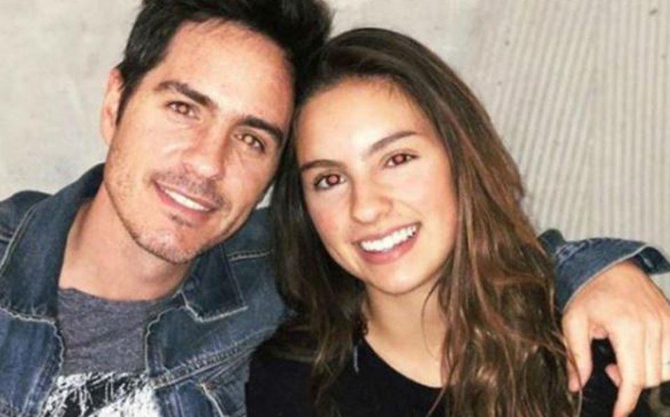 Ella es la guapa mamá de Lorenza, hija mayor de Mauricio Ochmann
