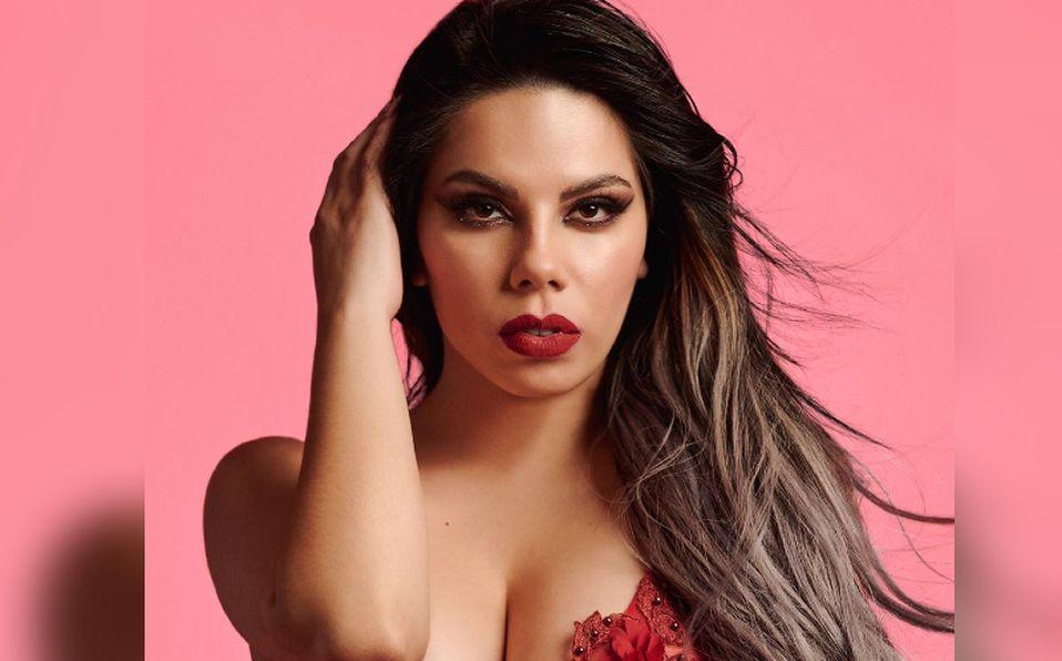 Lizbeth Rodríguez 'enloquece' a sus fans con baile al estilo Selena Quintanilla (Instagram).