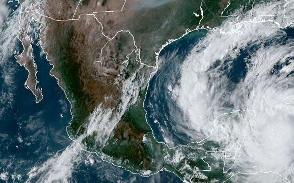 Huracán Delta: Así de escalofriante era el sonido producido por el viento