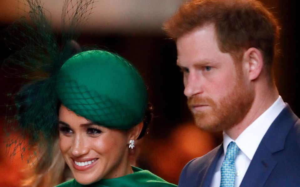 Meghan Markle y el Príncipe Harry anuncian que tendrán una hija