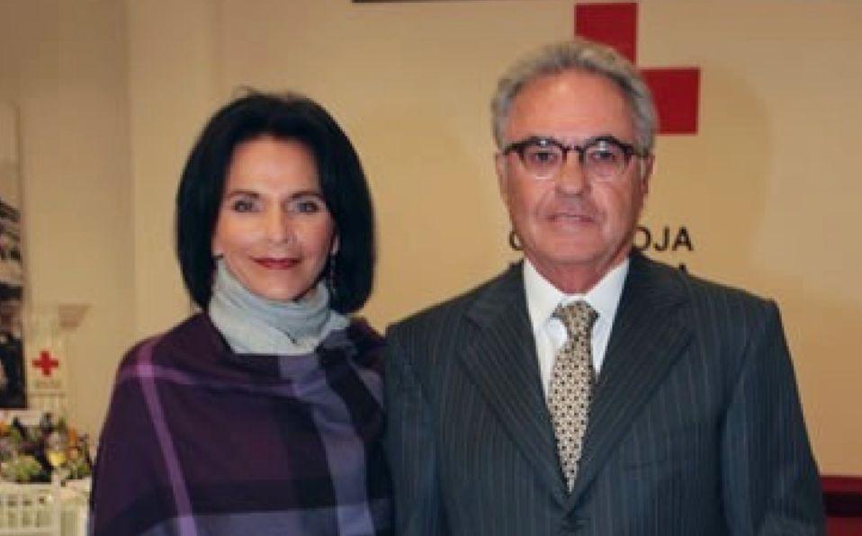 Álvaro Dávila, esposo de Pati Chapoy y Presidente Ejecutivo del Cruz Azul
