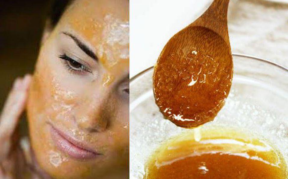 Mascarilla de miel para eliminar arrugas